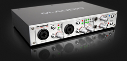 interfaccia audio M-Audio firewire 410